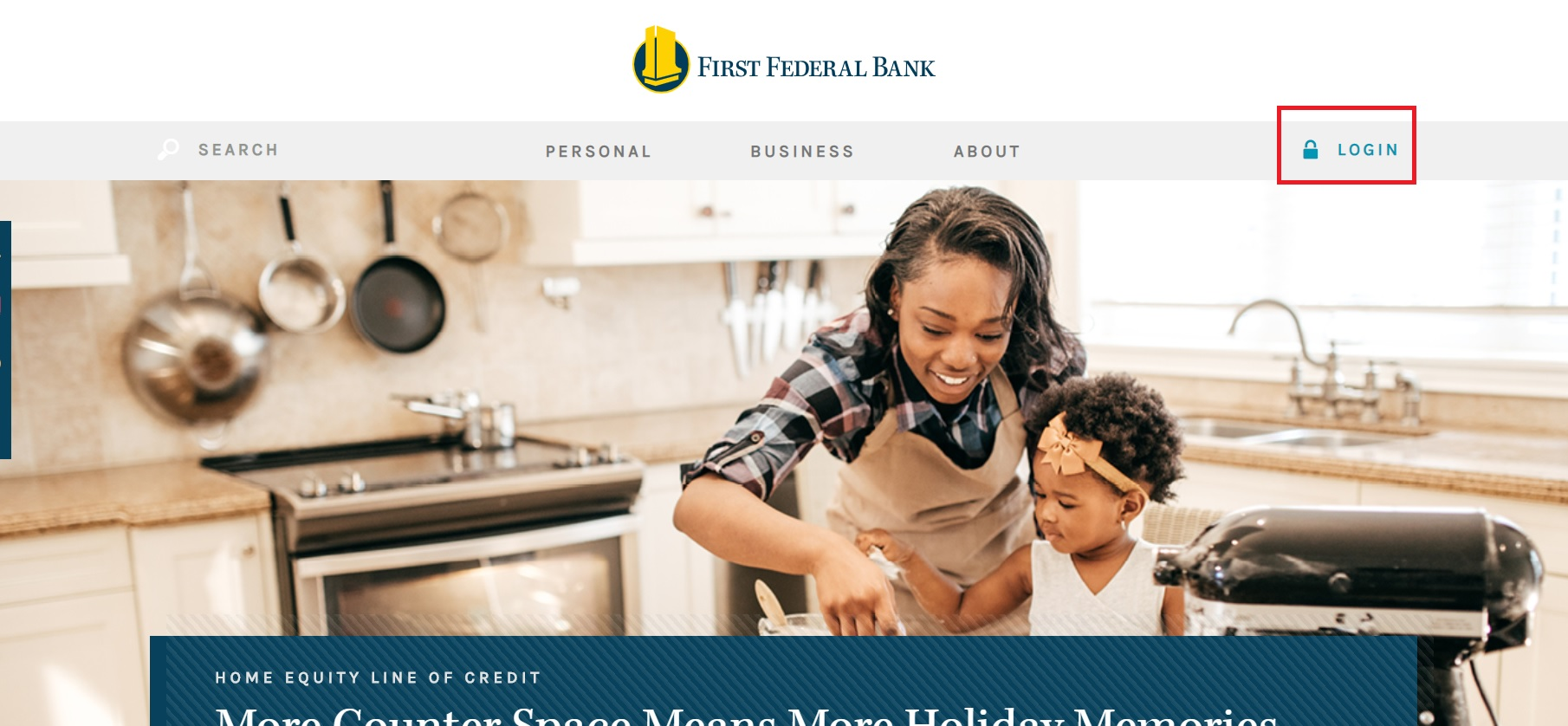 First Federal Bank of Florida Online Banking Login
