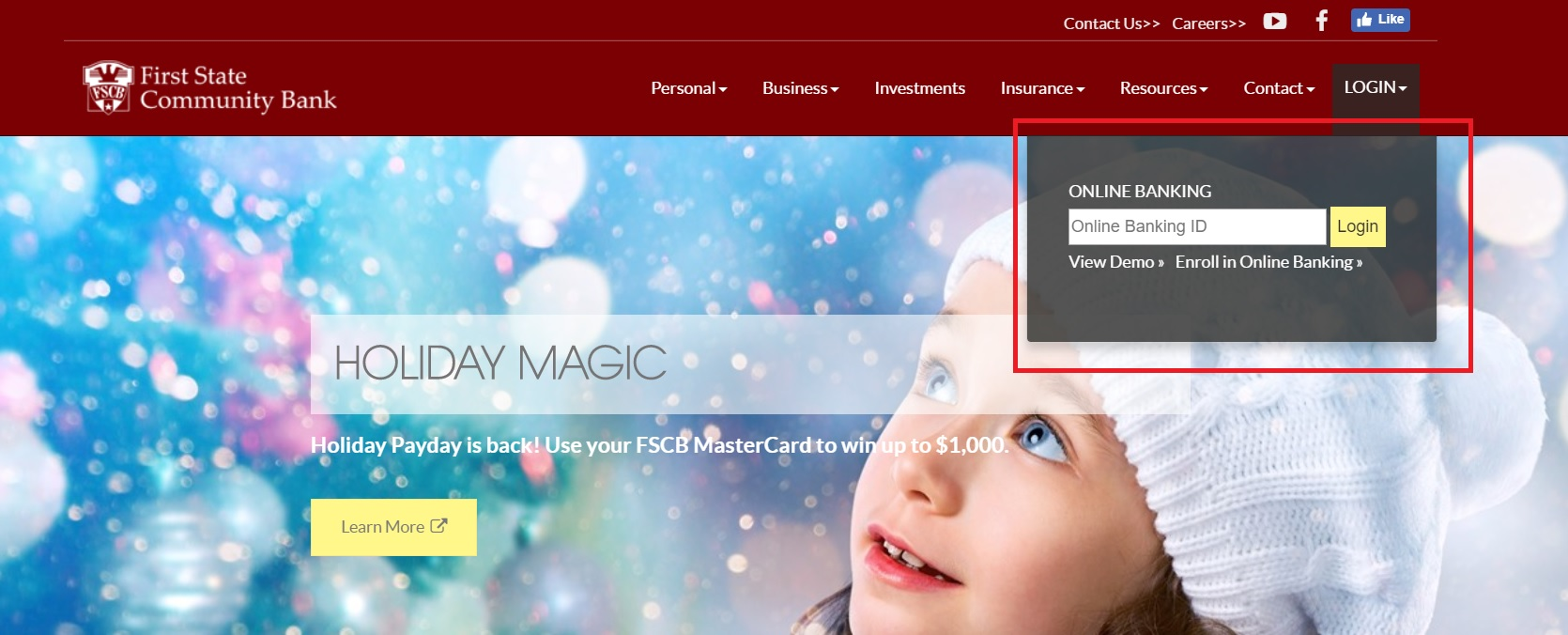 First State Community Bank Online Banking Login